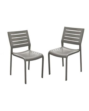 Chaise de jardin BELHARA