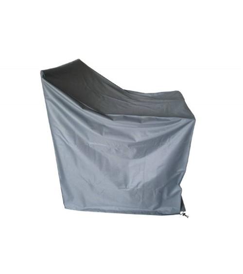 Housse de protection pour fauteuil et chaise de jardin empilable for Housse de protection pour canape et fauteuil