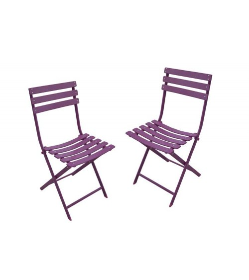 Chaise de jardin pliante NONZA
