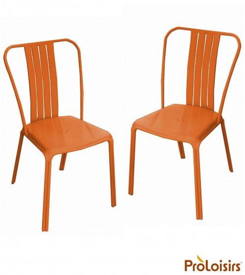 Chaise de jardin AZURO