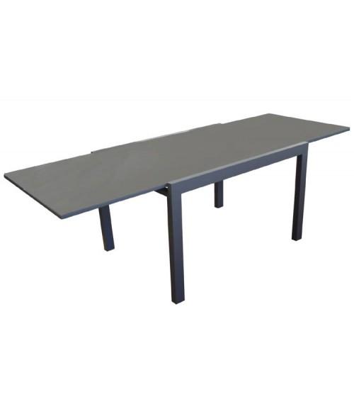 Table de jardin ELISE 80/160