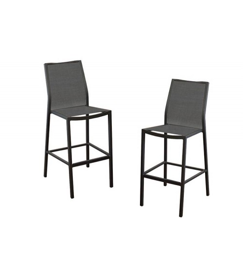 Chaise haute de jardin IDA