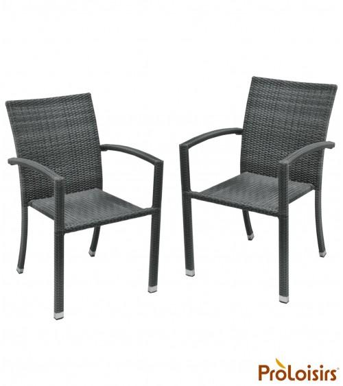 Fauteuil TANGO  ProloisirsChaise & fauteuil Alu/Acier