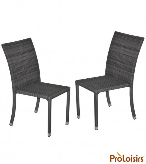 Chaise TANGO  ProloisirsChaise & fauteuil Alu/Acier