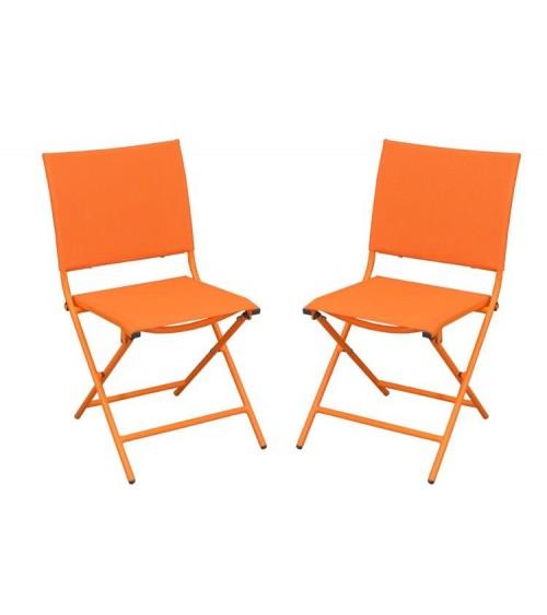 Chaise de jardin pliante GLOBE