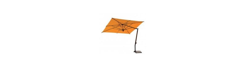 Parasol mât déporté